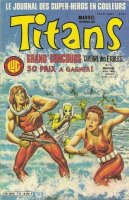 Grand Scan Titans n° 75